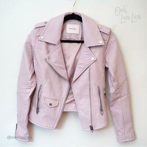 BlankNYC 'Easy Rider' Faux Leather Moto Jacket NWT